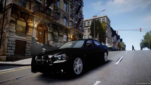 GTA 4 '2011 Dodge Charger R/T Max v1.0'