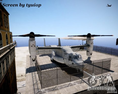 GTA 4 'Airwolf v1.0'