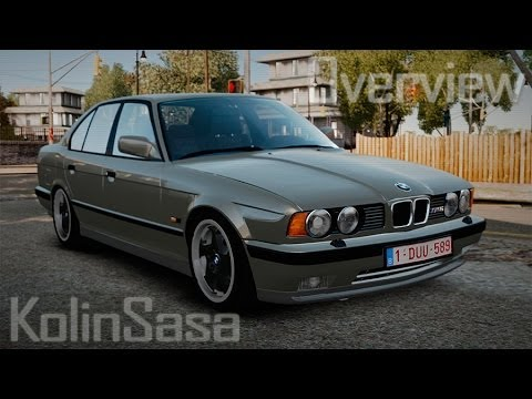 GTA 4 'BMW M5 E34 Dorestayl [Alpha]'