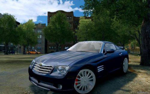 GTA 4 'Chrysler New Yorker 1988 v1.0'
