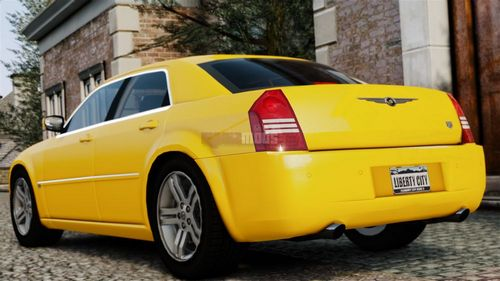 GTA 4 'Chrysler 300C v1.4'
