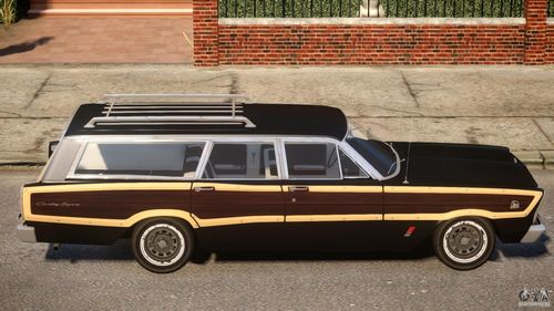 GTA 4 'Ford Country Squire v1.0'