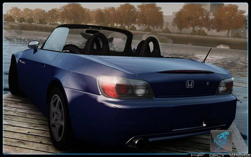 GTA 4 'Honda S2000 2002 HD'