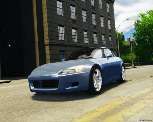 GTA 4 'Honda S2000 2004 [HD] v1.0'