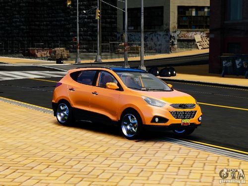 GTA 4 'Hyundai ix35 2010 Final'