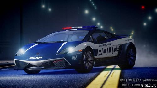 GTA 4 'Lamborghini Gallardo LP570-4 Superleggera 2011 v1.0'