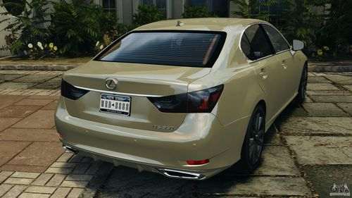 GTA 4 'Lexus IS300'