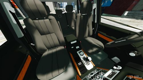 GTA 4 'Range Rover Supercharged v1.0'