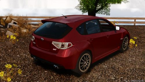 GTA 4 'Subaru Impreza Cosworth STI CS400 2010 v1.2'