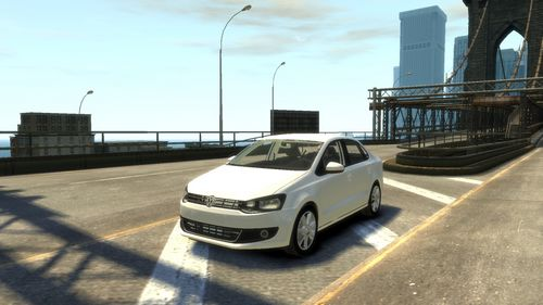 GTA 4 'Volkswagen Polo'